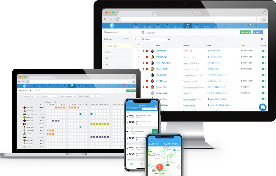 Workforce Software that works on every device you already own